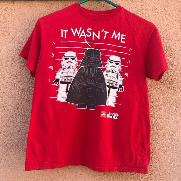 Lego Other - L E G O LEGO Star Wars Boy's Large T-Shirt DISNEY
